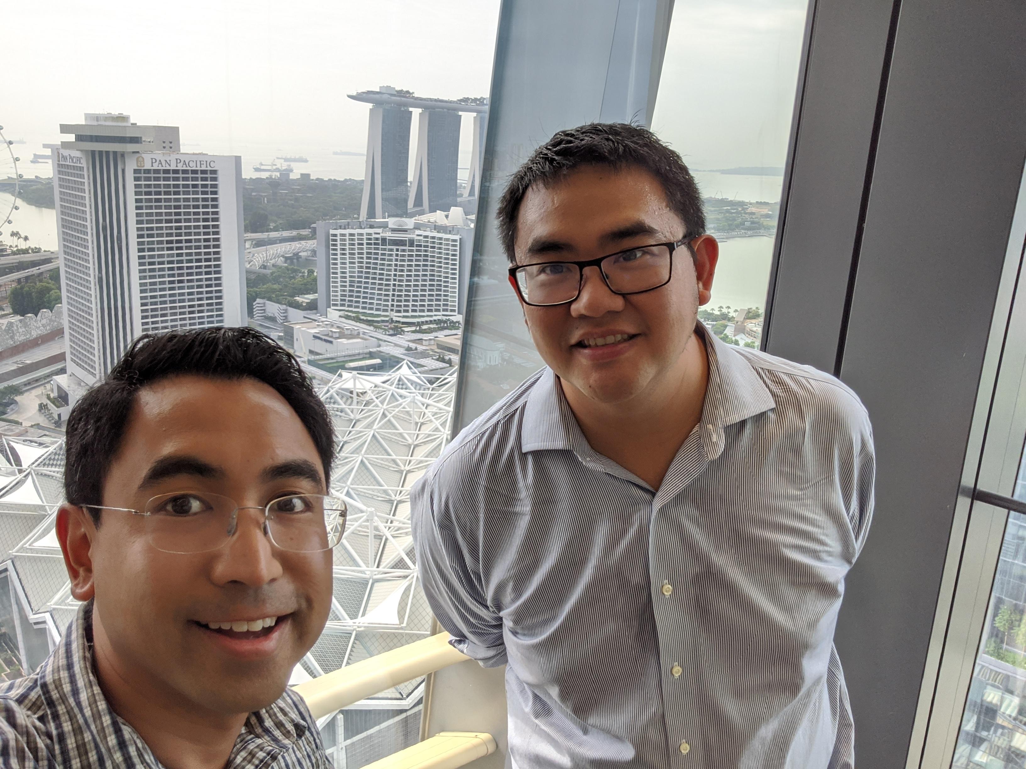 Plentina co-founders Kevin Gabayan and Earl Valencia