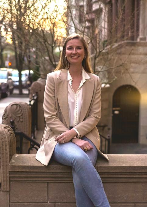 Realworld CEO Genevieve Ryan Bellaire